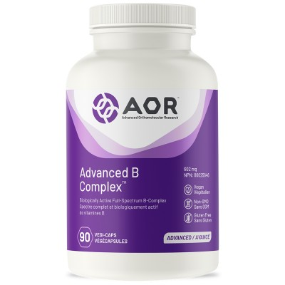 Advanced B-Complex 602 mg
