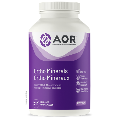 Ortho-Minerals  226mg