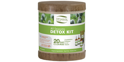 Ensemble Detox 4 saisons