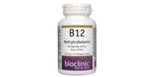 B12 Methylcobalamine 1000 mcg